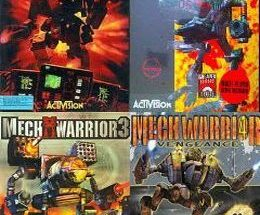 Mechwarrior Collection (1-4) Pc Game