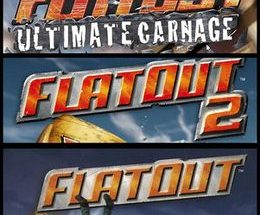 FlatOut Trilogy Pc Game